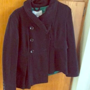 Old navy 3 button peacoat